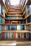 Bookshelves everywhere