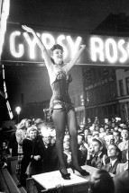Gypsy Rose Lee in her heyday