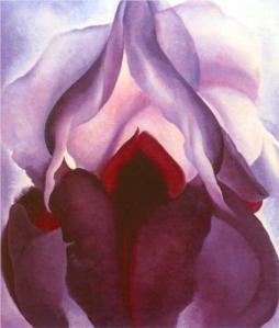 Flower of Life, Georgia O'Keefe