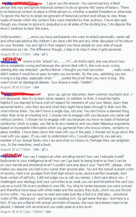 fb conversation