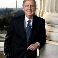 Mitch McConnell, Senate Minority Leader