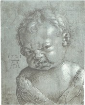 Albrecht Durer, Weeping Angel Boy