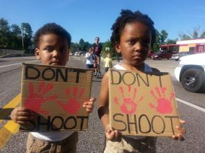 Heartbreaking, Ferguson