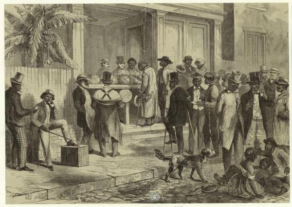 19th century illustration via New York Public Library Digital Collection