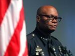DALLAS, TX - JULY 11: Dallas Police Chief David Brown