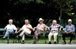 elderly-gang