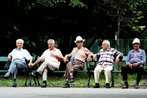 Retired Public Officials Waiting for a Question
