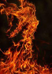 flameWoman