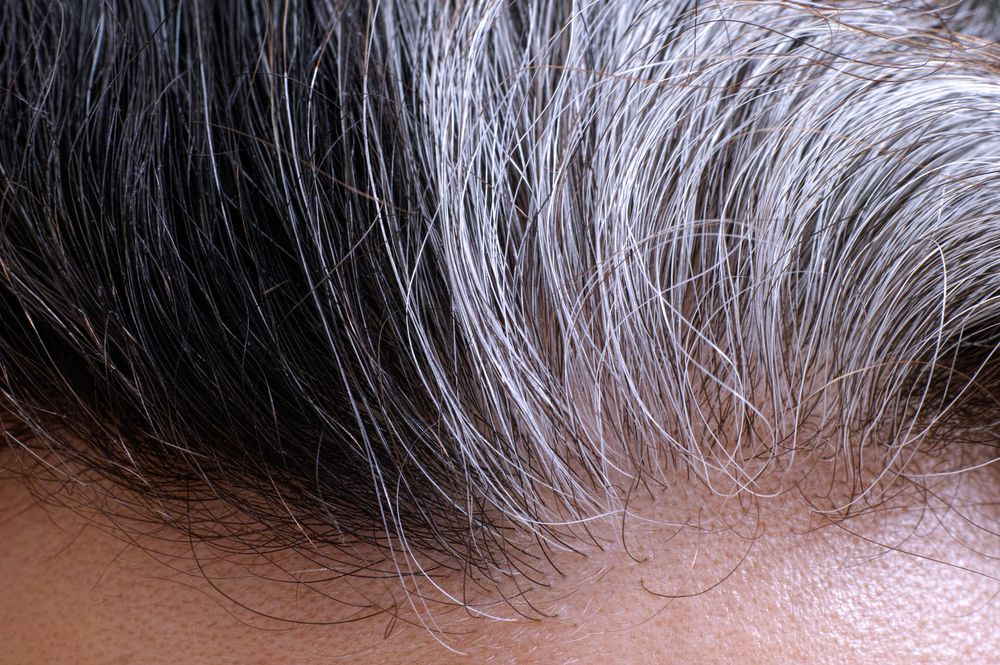 Going Grey