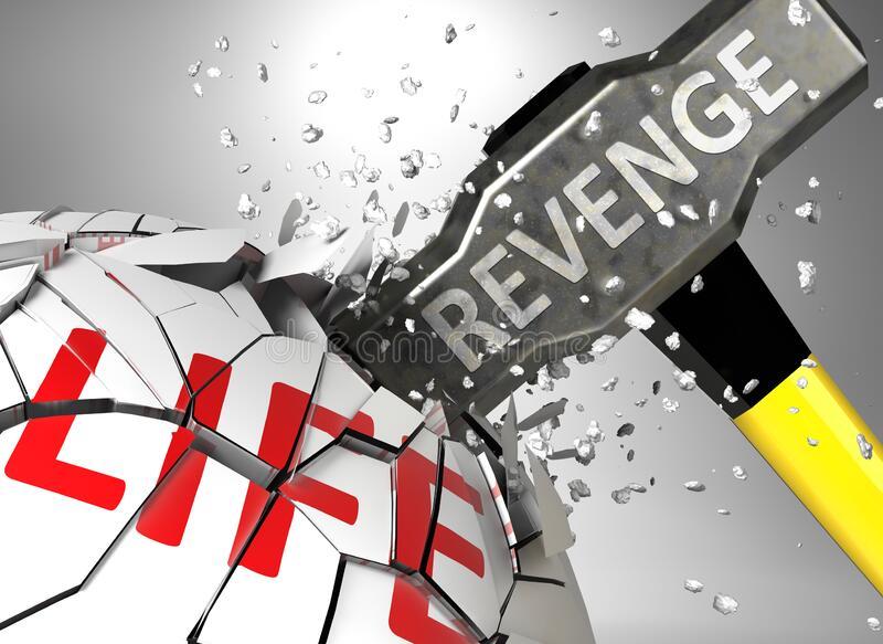 revenge-destruction-health-life-symbolized-word-revenge-hammer-to-show-negative-aspect-revenge-d-revenge-173790748